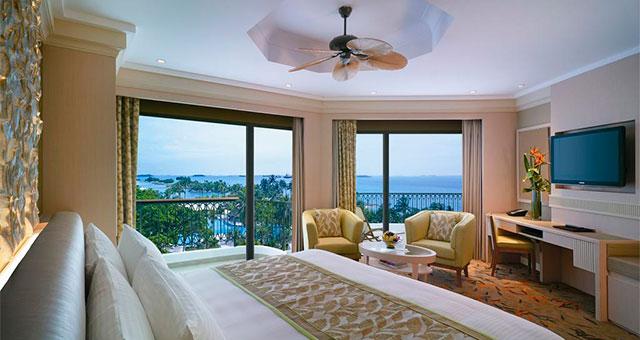 Отель Shangri-La's Rasa Sentosa Resort & Spa 5*