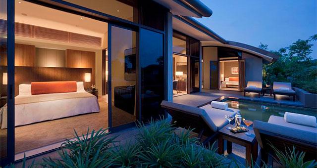 Отель Capella Singapore 5*