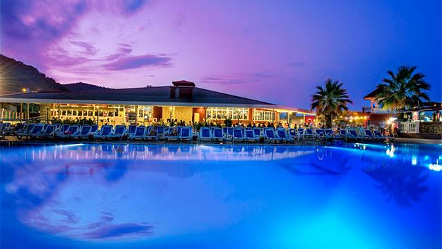 Отель Sailors Beach Club 4 звезды Кемер Турция
