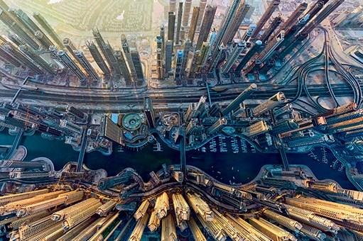 Отели в Дубае в районе Dubai Marina