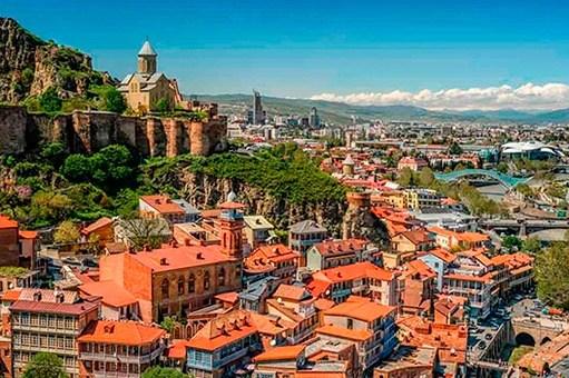 Отели Тбилиси в центре города