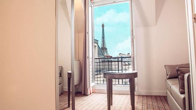 Timhotel Tour Eiffel - Отели Парижа 3 звезды в центре города