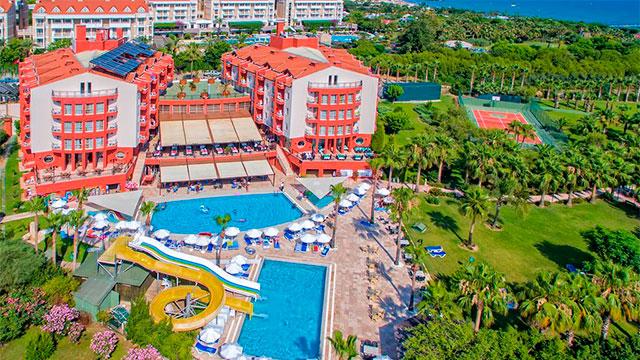 Отель Роял Атлантис Бич 4* Турция (Сиде)
