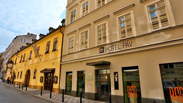 Hotel Páv3*