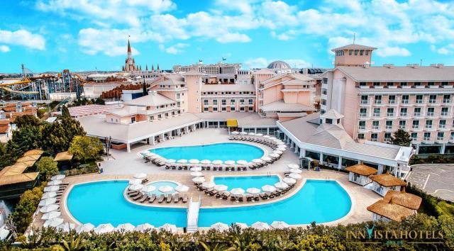 Отель Innvista Hotels Belek 5 звезд Белек Турция