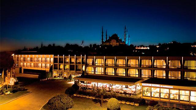 Kalyon Hotel Istanbul 4*