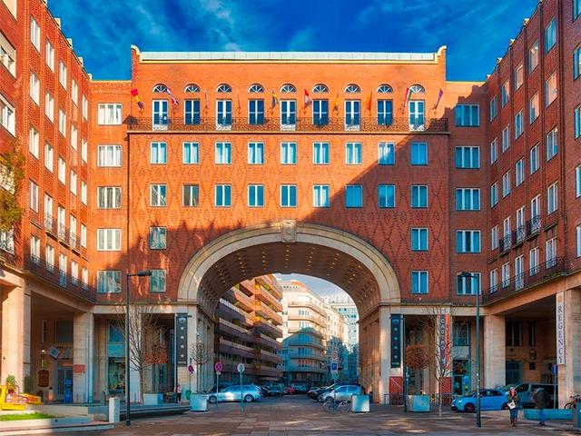 Отель Arcadia Hotel Budapest 4*