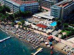 Отель Pasa Beach Hotel 4 звезды Мармарис Турция