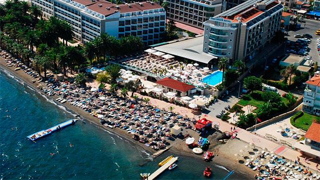 Отель Pasa Beach Hotel4*