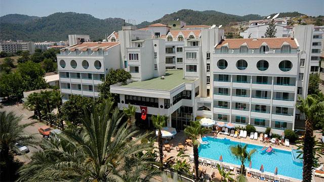 Отель Sesin Hotel 4*