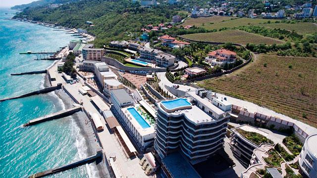 Спа-отель Ливадийский3* Ялта, Крым