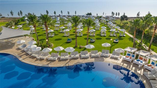 Отель Atlantica Sea Breeze 5* Протарас, Кипр