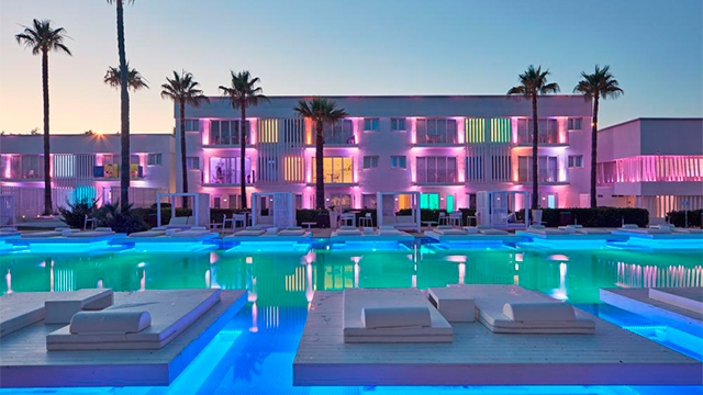 Отель Atlantica So White Luxury Resort 5* Айя-Напа, Кипр