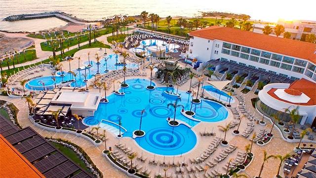 Отель Olympic Lagoon Resort Paphos 5* Пафос, Кипр