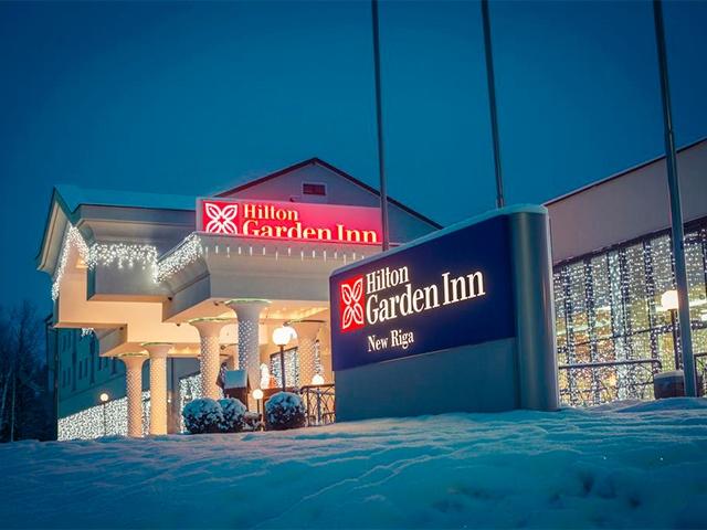 Hilton Garden Inn Moscow Новая Рига ★★★★