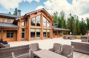 Лучшие отели Подмосковья для отдыха с детьми