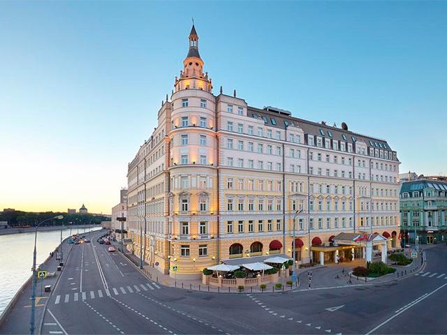 Отель Балчуг Кемпински Москва5*