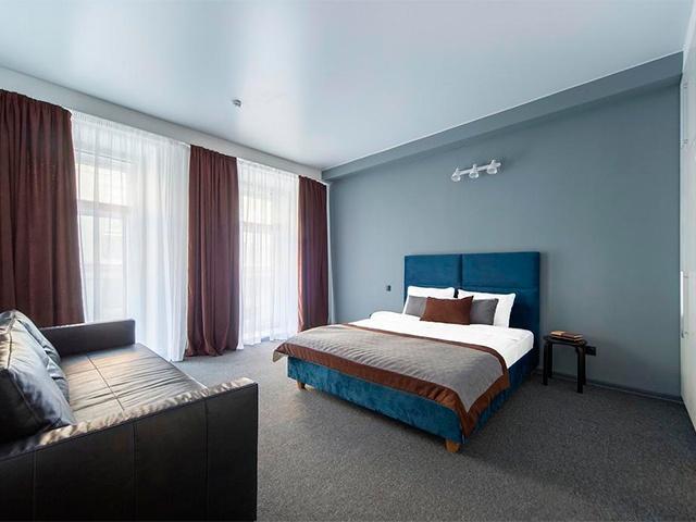 Отель Вау на Невском