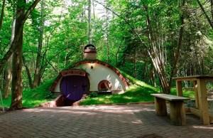 Самые необычные отели Подмосковья