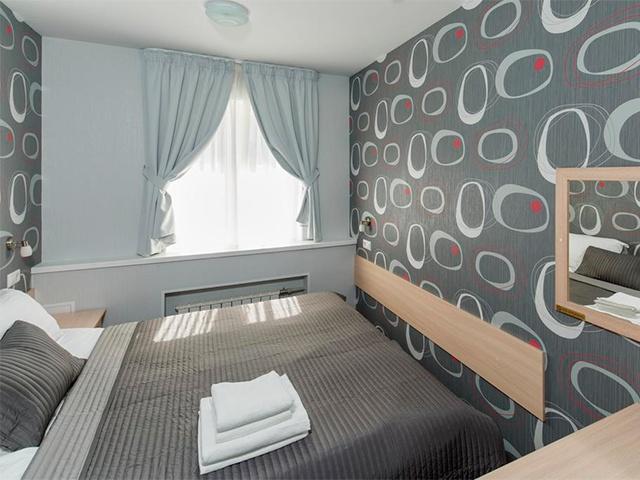 Отель SKY Rooms 3*