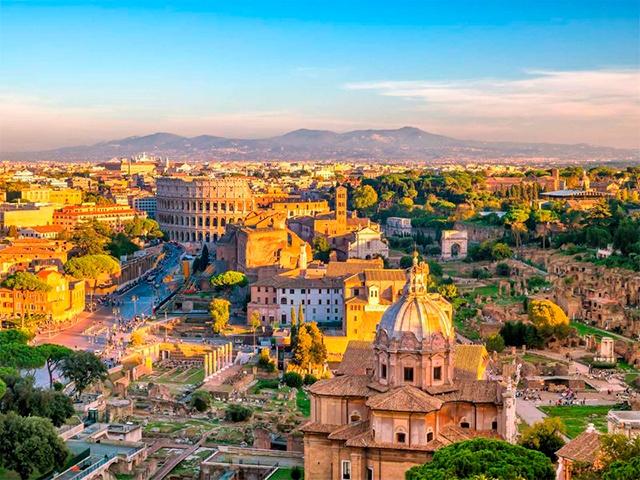 Душевная обзорная прогулка по Риму