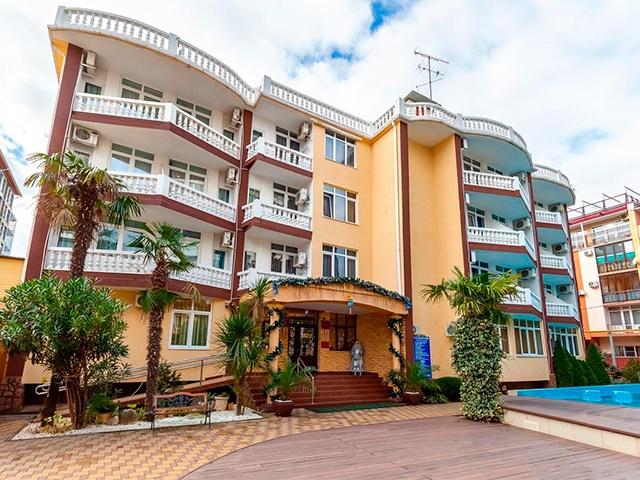 Отель Грейс Кипарис 3* Адлер