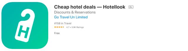 Мобильное приложение Hotellook
