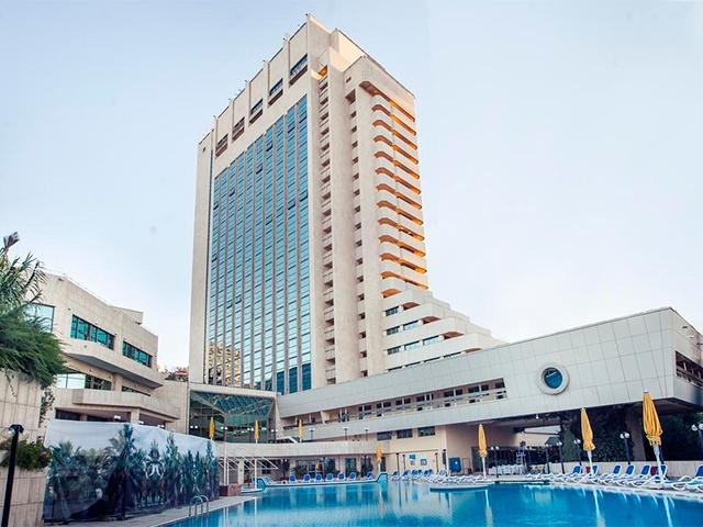 Lazurnaya Hotel & Spa4* Сочи