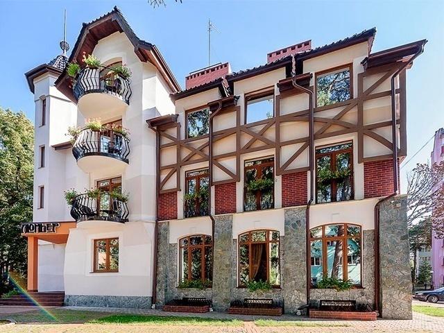Отель Люмьер отель & spa 4* Светлогорск