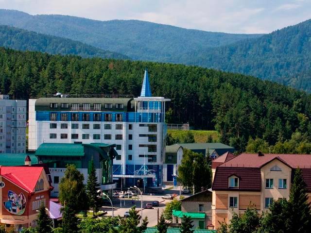 Санаторий Беловодье (Белокуриха)