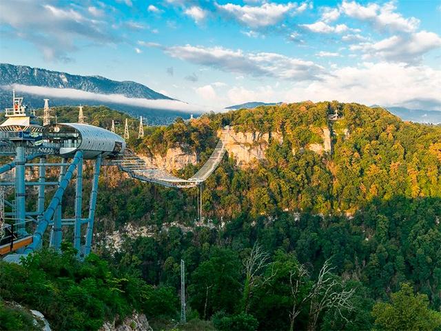 Экскурсия: Путь к вершинам - лучшие панорамные виды Сочи