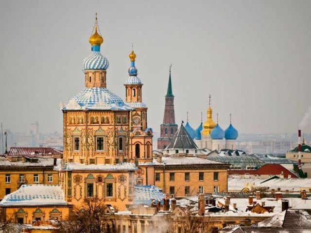 Экскурсия: За что стоит полюбить Казань