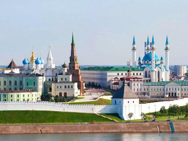 Экскурсия: Казанский Кремль сквозь века