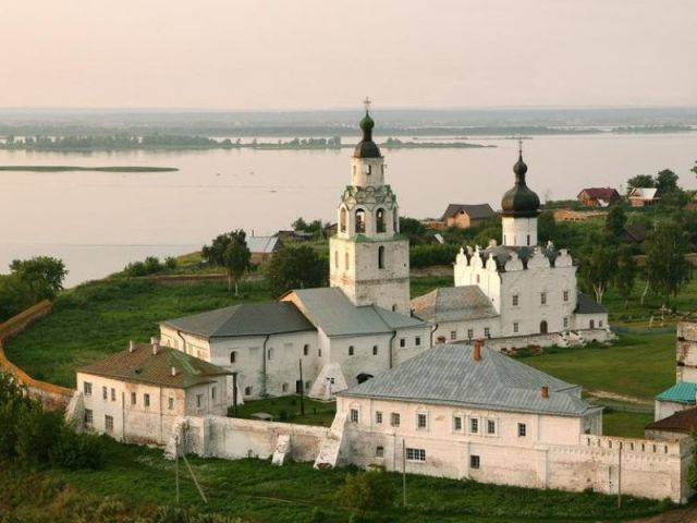 Экскурсия: Речная экскурсия в остров-град Свияжск
