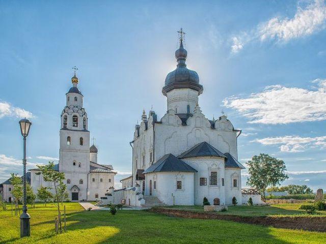 Экскурсия: Остров-град Свияжск
