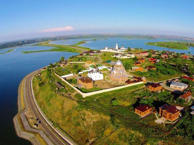 Экскурсия: Свияжск, Храм всех религий и Верхний Услон