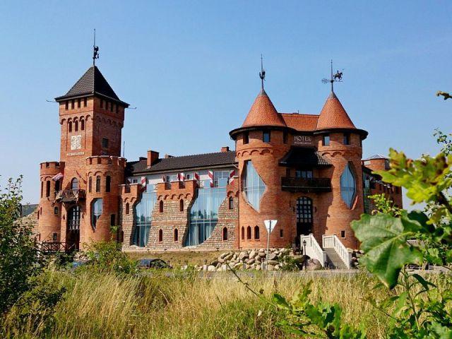 Экскурсия: Три в одном: Куршская коса, Зеленоградск и замок Нессельбек