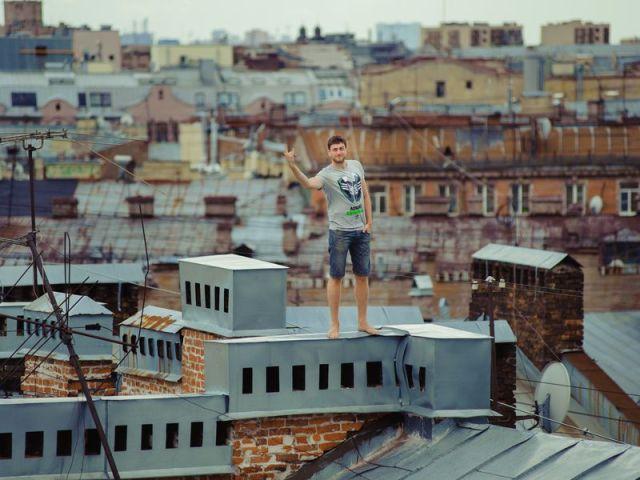 Экскурсия: Крыши Петербурга