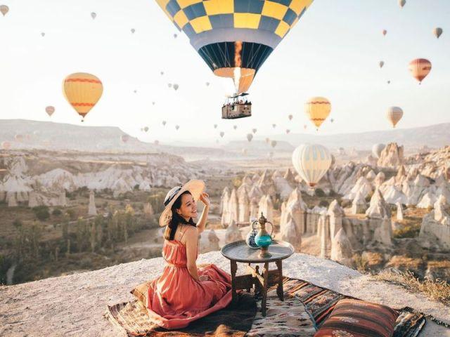 Экскурсия: Калейдоскоп Каппадокии — на 2 дня из Сиде