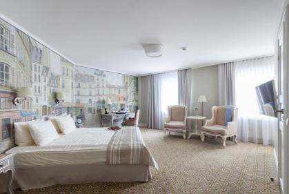 Отель Реноме 4* Екатеринбург