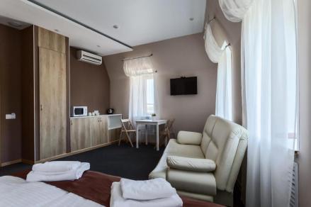 Отель Багет 2* Нижний Новгород