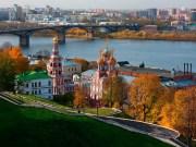 10 лучших отелей в Нижнем Новгороде в центре города рядом с Кремлем