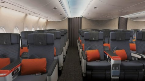 Image result for singapore airlines premium economy class