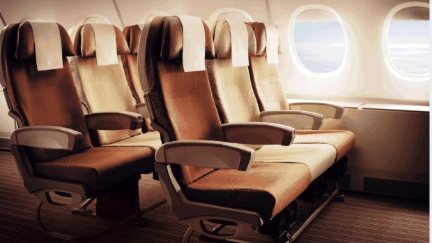 Image result for singapore airlines economy