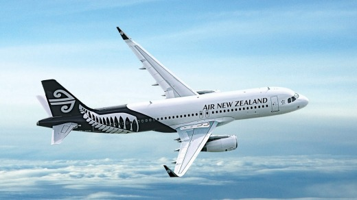Image result for air new zealand planes