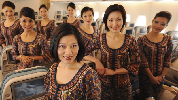 Singapore Airlines staff helped a reader and his wife after an injury at the airport.