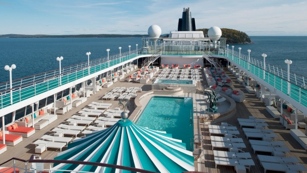 Crystal Symphony is to get a multimillion-dollar makeover.