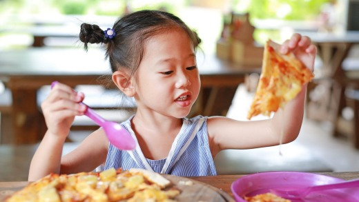 Pizza is one dish that can satisfy even the fussiest kids.