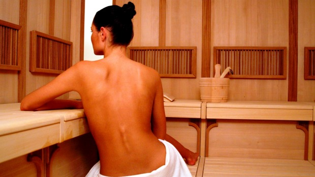 Would you nude up for a sauna in Sweden?