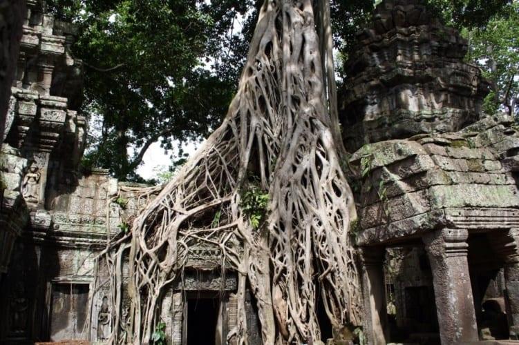 Cambodia Temple